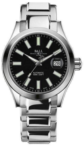 NM2026C-S6-BK - zegarek męski - duże 3