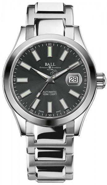 NM2026C-S6-GY - zegarek męski - duże 3