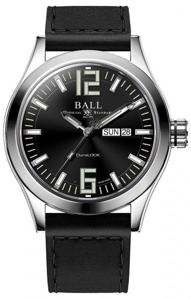 NM2028C-L12A-BK - zegarek męski - duże 3