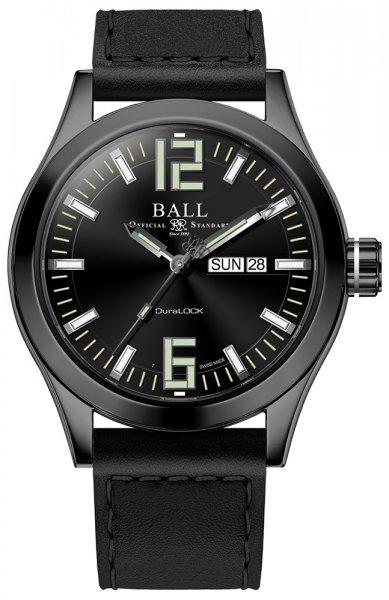 NM2028C-L13A-BK - zegarek męski - duże 3