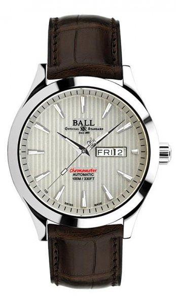 NM2028C-LCJ-WH - zegarek męski - duże 3