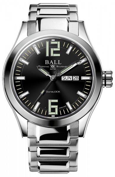 NM2028C-S12A-BK - zegarek męski - duże 3