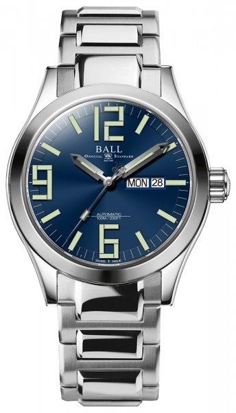 NM2028C-S7-BE - zegarek męski - duże 3
