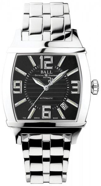 NM2068D-SAJ-BK - zegarek męski - duże 3