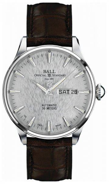 NM2080D-LFJ-SL - zegarek męski - duże 3