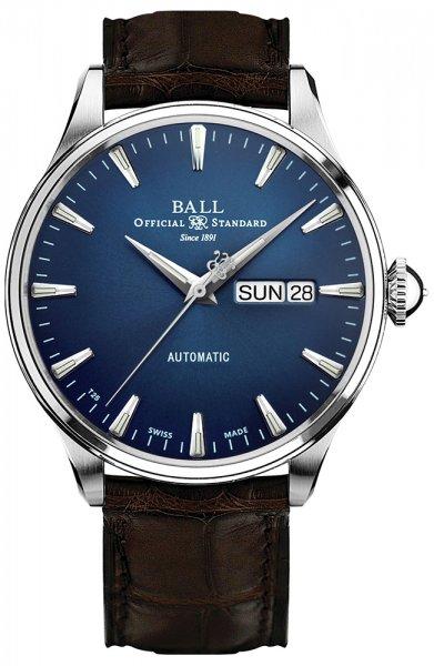 NM2080D-LL1FJ-BE - zegarek męski - duże 3