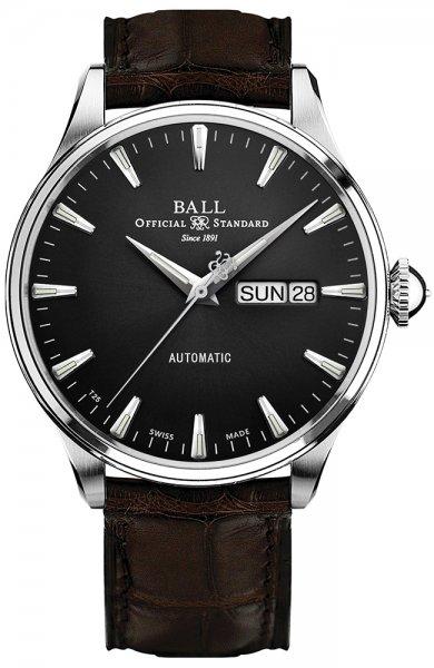 NM2080D-LL1J-BK - zegarek męski - duże 3