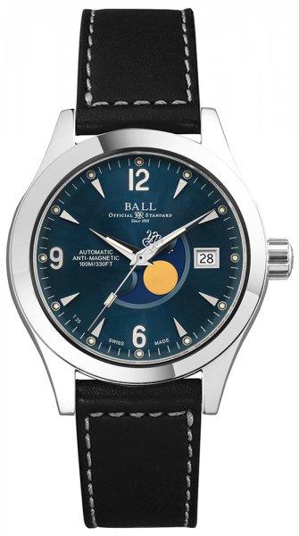 NM2082C-LJ-BE - zegarek męski - duże 3