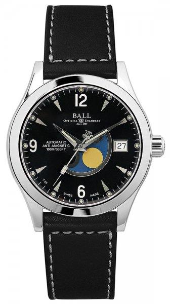 NM2082C-LJ-BK - zegarek męski - duże 3
