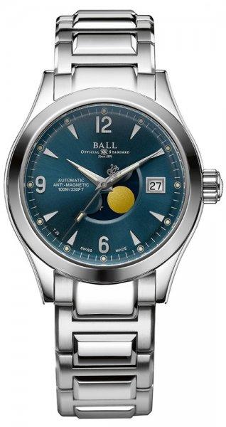 NM2082C-SJ-BE - zegarek męski - duże 3