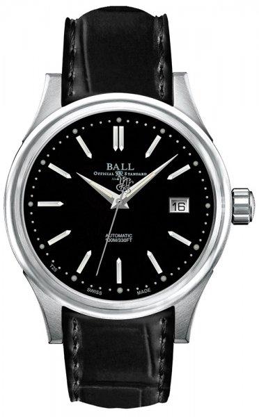NM2098C-PJ-BK - zegarek męski - duże 3