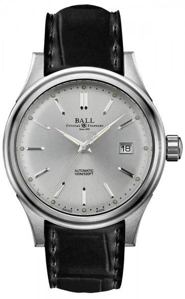 NM2098C-PJ-WH - zegarek męski - duże 3