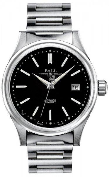 NM2098C-SJ-BK - zegarek męski - duże 3