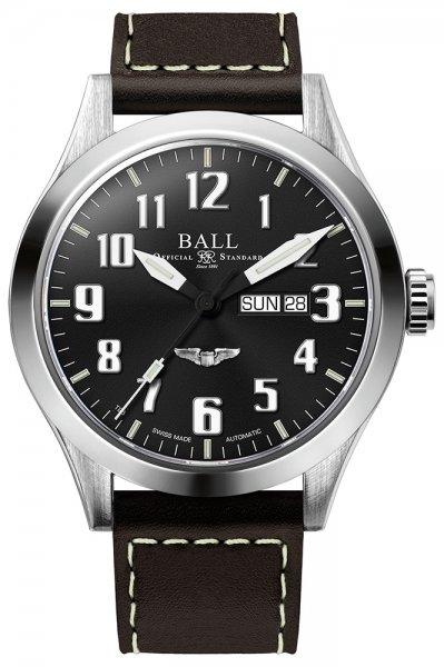 NM2180C-L3J-BK - zegarek męski - duże 3