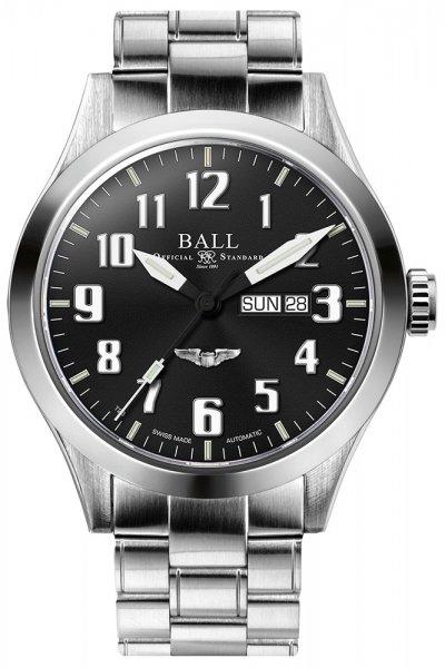 NM2180C-S3J-BK - zegarek męski - duże 3