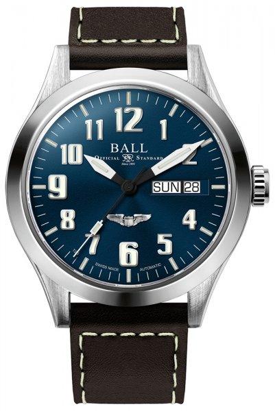 NM2182C-L3J-BE - zegarek męski - duże 3