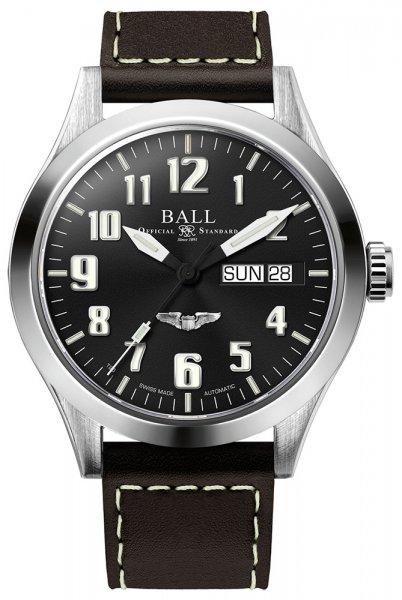 NM2182C-L3J-BK - zegarek męski - duże 3