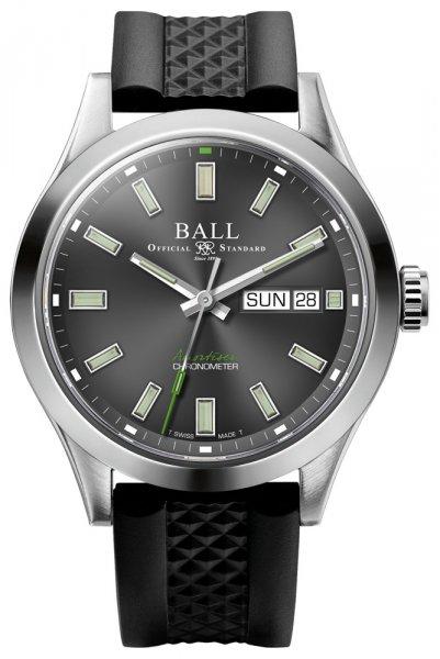 NM2182C-P4C-GY - zegarek męski - duże 3