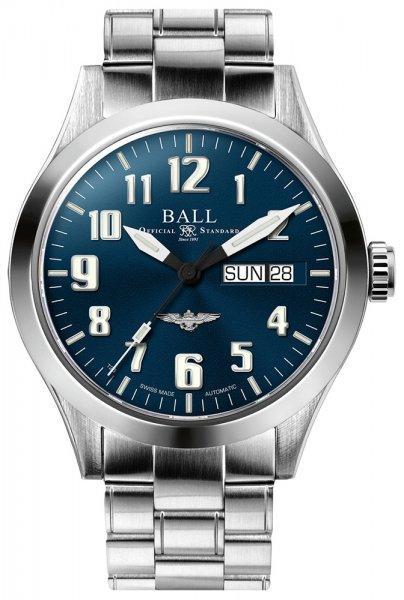NM2182C-S2J-BE - zegarek męski - duże 3