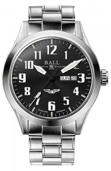 NM2182C-S3J-BK - zegarek męski - duże 3