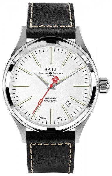NM2188C-L3-WH - zegarek męski - duże 3