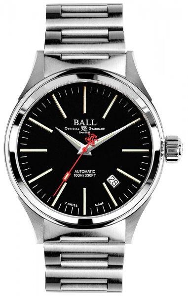 NM2188C-S3-BK - zegarek męski - duże 3