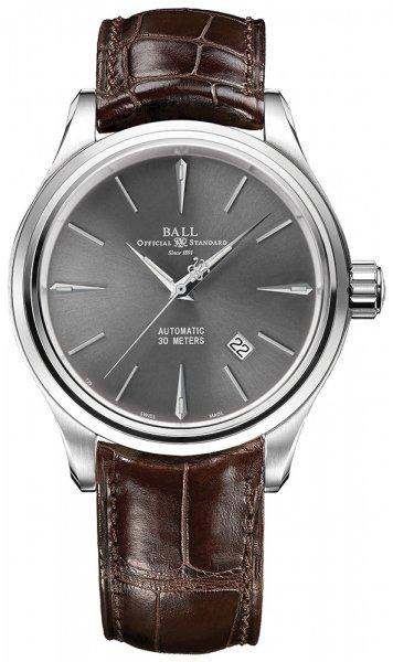NM3080D-LFJ-GY - zegarek męski - duże 3