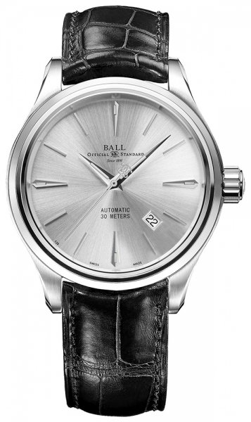 NM3080D-LFJ-SL - zegarek męski - duże 3
