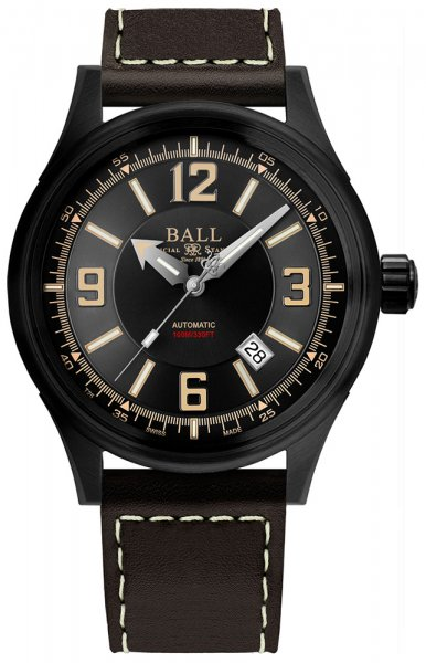 NM3098C-L1J-BKBR - zegarek męski - duże 3