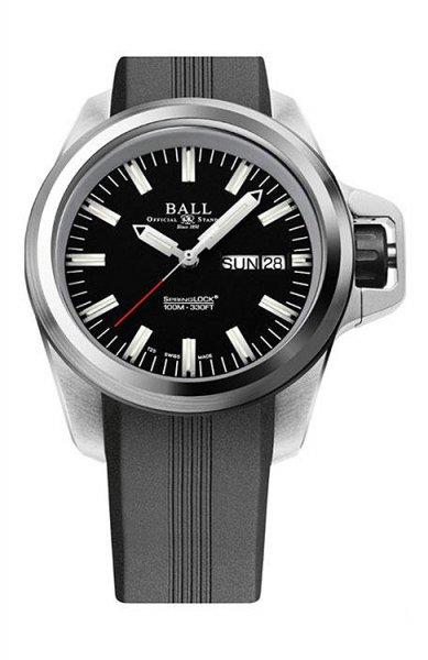 NM3200-PJ-BKSL - zegarek męski - duże 3