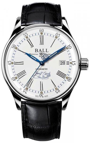 Zegarek Ball NM3288D-LL2CJ-WH - duże 1