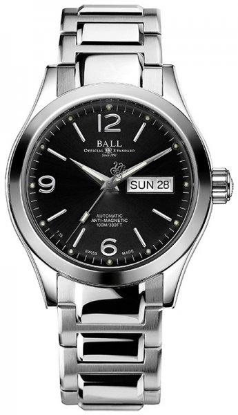 Zegarek Ball NM9126C-S14J-BK - duże 1