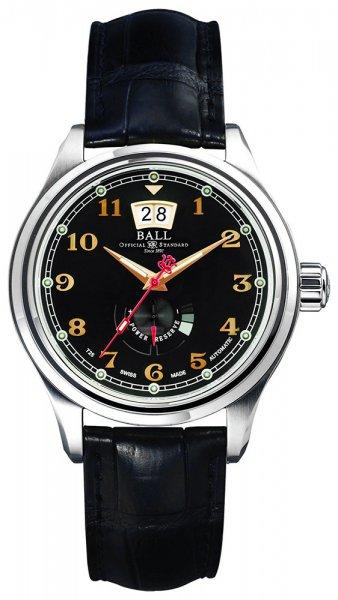 PM1058D-LJ-BK - zegarek męski - duże 3
