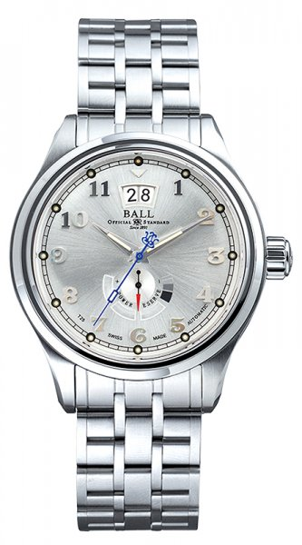 PM1058D-SJ-SL - zegarek męski - duże 3