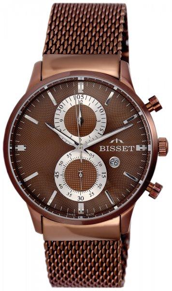 Zegarek męski Bisset klasyczne BSDD88VIYX05AX - duże 3