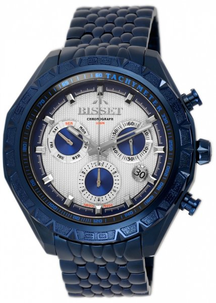 Zegarek Bisset BSDF13VISD10AX - duże 1