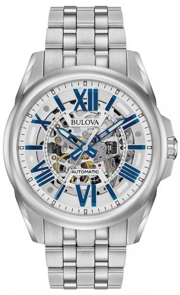 Zegarek Bulova 96A187 - duże 1