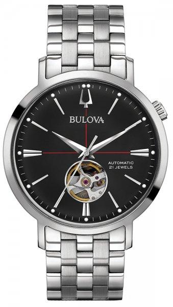 Zegarek męski Bulova automatic 96A199 - duże 1