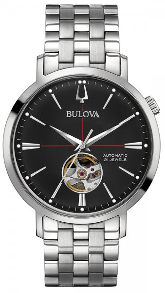 Zegarek Bulova 96A199 - duże 1