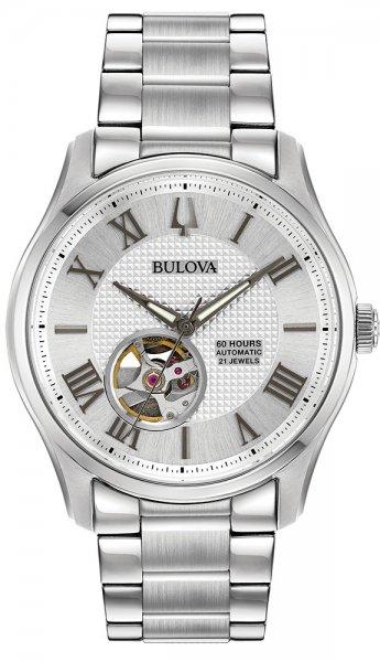 Zegarek Bulova 96A207 - duże 1