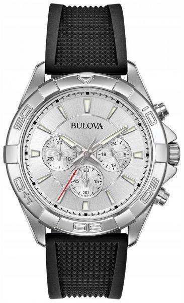 Zegarek Bulova 96A213 - duże 1