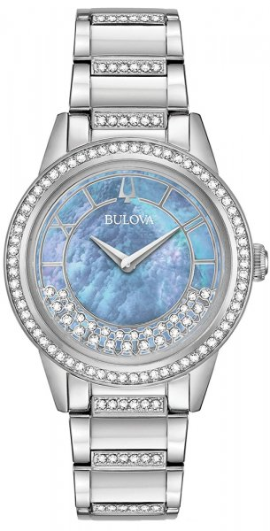 96L260 - zegarek damski - duże 3
