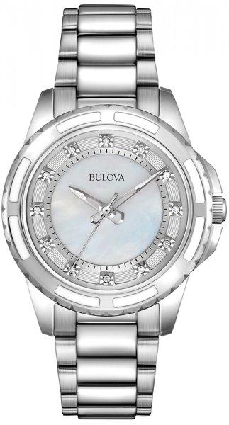 96S144 - zegarek damski - duże 3