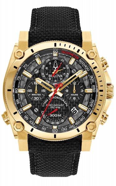 Zegarek Bulova 97B178 - duże 1