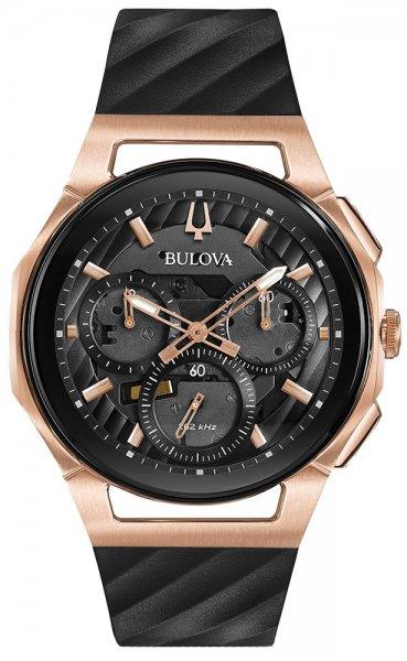 Bulova 98A185 CURV CURV Chronograph