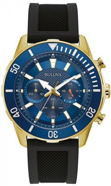 Zegarek Bulova 98A244 - duże 1