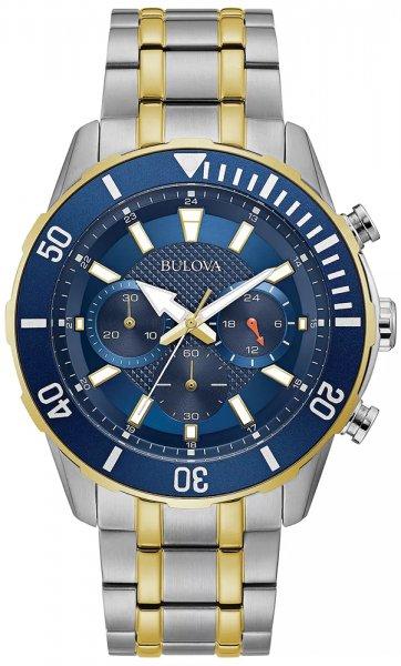 Zegarek Bulova 98A246 - duże 1