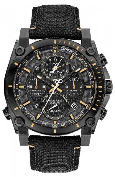 Zegarek Bulova 98B318 - duże 1