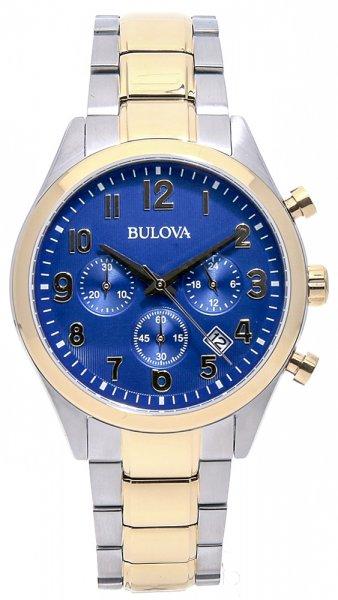 Zegarek Bulova 98B346 - duże 1