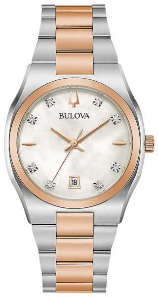 Zegarek Bulova 98P199 - duże 1